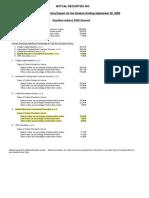Mutual Securities & Bernard Madoff Reg Nms Rule 606
