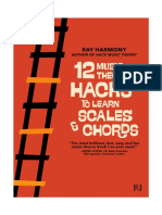 12 Music Theory Hacks PORTUGUES