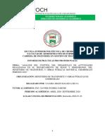 ANEXO H Informe de practicas preprofesionales(1)