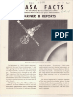 NASA Facts Mariner II Reports