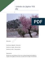 Arbustos y árboles de Júpiter VIII según W. Lilly