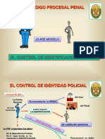 CONTROL DE IDENTIDAD CLASE MODELO