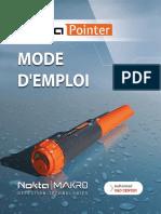 nokta-pointer-user-manual-fr
