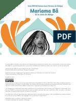 Mariama Bâ Et Le Choix de Ndeye_bande Dessinée_Light_0