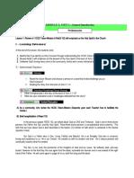 Topic 1  -  Module 1 Unit 1 Lesson 1