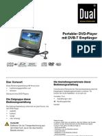 Dual DVD-P 905 DE_FR_IT_082011