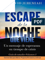 Escape de La Noche Que Viene - David Jeremiah