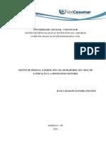 FRANZOI, JULIO CESA DE OLIVEIRA