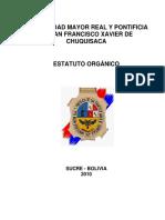 Estatuto-Organicousfx