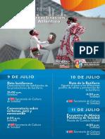 Agenda cultural del Atlántico