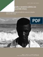 Moda, Fotografia e Memória Afetiva Em Seydou Keïta (1948-1962)