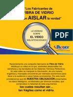 5 Prodex vrs Fibra de Vidrio
