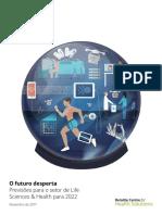 PREVISÕES PARA O SETOR DE SAUDE - DELOITTE