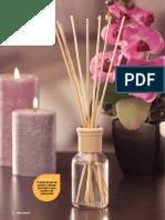 aromaterapia para seu lar