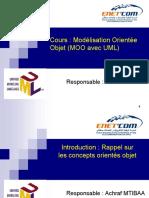 Cours UML (tous les chapitres)