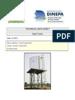 DINEPA 4.1.2 FIT1 Metal Tanks