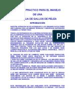 MANUAL DE GALLOS