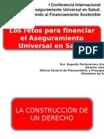 01LosRetosParaFinanciarAUSConferenciaAPG