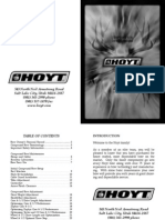 2007 Hoyt Compound Manual