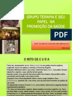 CAPACITAÇÃO SUS GRUPOTERAPIA