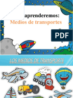 Ppt de Medioos de Transportee