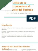 El Rol de la Gastronomía en el Desarrollo del Turismo (1)