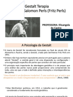 Aula-08- Gestalt Terapia de Frederick Perls