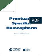 Prontuario-Homeopharm