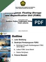 Kebijakan Sektor ESDM Di Kawasan Teluk Jakarta