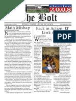 The Bolt September 2008 Edition