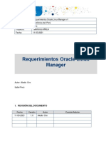 Oracle Linux Manager_Requerimientos