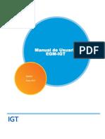 Manual Clientes CLIENTES IGT Final Ver 1.1 Mayo 2017