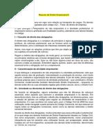 Resumo_Direito Empresarial II_UNIDADE I (1)