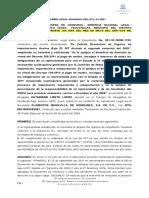 Proyecto de Dictamen Legal Mm