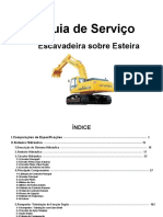 Treinamento - Escavadeira Parte1