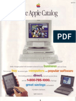 Apple Product Catalog Fall 1993
