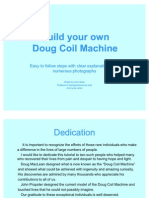 Build your own Doug coil machine