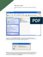 Instalar SQL Server 2005 Express Edition