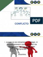 conflicto y percepciones
