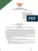 Surat Edaran Bupati Kapuas Nomor 360/272/SATGAS-COVID/KPS.2021 tentang Penyelenggaraan Malam Takbiran, Shalat Idul Adha, dan Pelaksanaan Qurban Tahun 1442 H/2021 M
