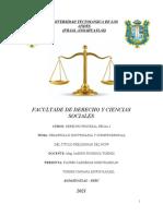 Monografia Del Titulo Preliminar Del Ncpp.