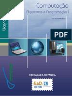 Algoritmos e Programação I eBook