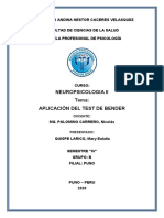 Test Bender Maria Fernanda