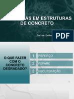 Aula ISE_Reforço Estrutural