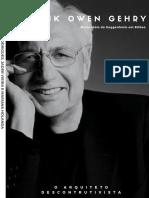Revista Frank Gehry Equipe 12 Brenda Jader Mariana