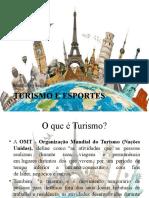 esporte e turismo