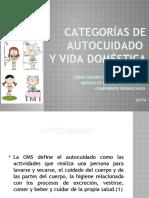 1. AUTOCUIDADO Y VIDA DOMESTICA (1)