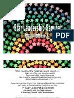 FS 04-2011 Star Leadership Seminar