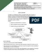 Guia 13 Lengua castellana- GRADO QUINTO -2021 PDF