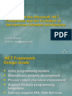 Dot NET -Overview